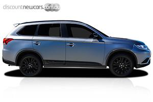 2020 Mitsubishi Outlander Black Edition ZL Auto 2WD MY20