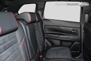 2019 Mitsubishi Outlander Black Edition ZL Auto 2WD MY20