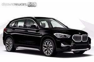 2020 BMW X1 xDrive25i F48 LCI Auto AWD