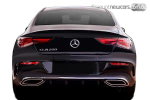 2019 Mercedes-Benz CLA-Class CLA200 Auto