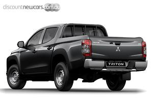 2019 Mitsubishi Triton GLX ADAS MR Auto MY20 Double Cab
