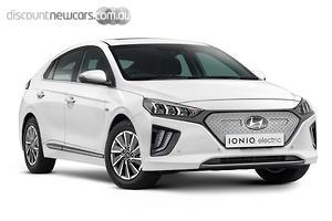 2019 Hyundai IONIQ electric Premium Auto MY20