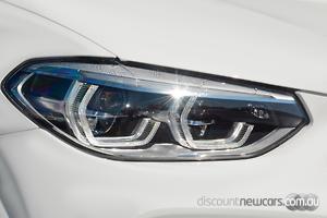 2021 BMW X3 xDrive30d M Sport G01 Auto 4x4