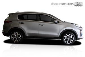 2020 Kia Sportage SX Manual 2WD MY21