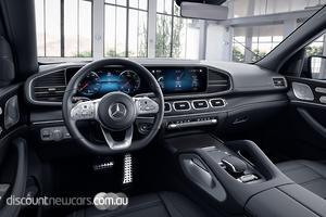 2019 Mercedes-Benz GLS-Class GLS450 Auto 4MATIC