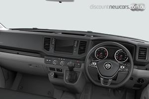2021 Volkswagen Crafter 55 TDI410 SY1 LWB Auto MY21 Dual Cab