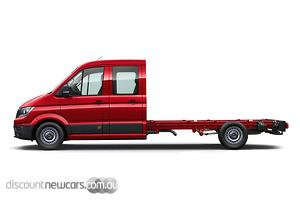 2020 Volkswagen Crafter 50 TDI410 SY1 LWB Auto MY20 Dual Cab