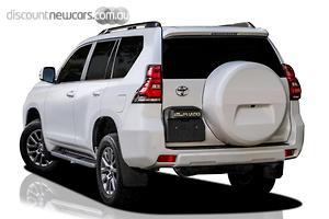 2019 Toyota Landcruiser Prado VX Auto 4x4