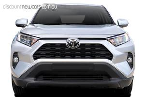 2019 Toyota RAV4 GX Manual 2WD