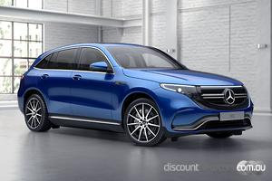 2020 Mercedes-Benz EQC EQC400 Auto 4MATIC