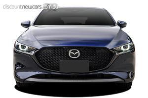 2019 Mazda 3 G25 Astina BP Series Auto