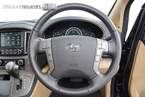 2019 Hyundai iMax Elite Auto MY20