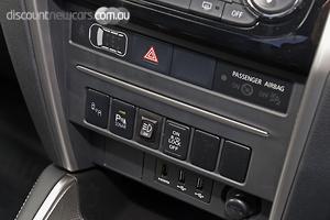 2019 Mitsubishi Triton Toby Price Edition MR Manual 4x4 MY20 Double Cab