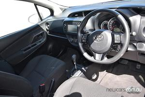 2019 Toyota Yaris Ascent Auto