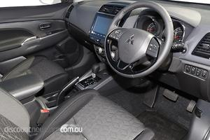 2020 Mitsubishi ASX LS XD Auto 2WD MY21