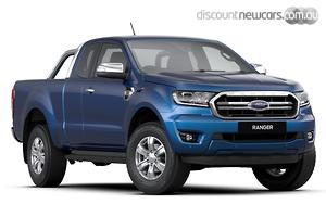 2020 Ford Ranger XLT PX MkIII Manual 4x4 MY20.25 Double Cab