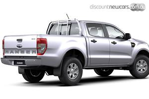 2020 Ford Ranger XLS PX MkIII Auto 4x4 MY20.25 Double Cab