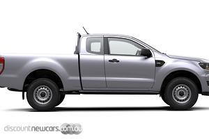 2019 Ford Ranger XL PX MkIII Auto 4x4 MY20.25 Super Cab