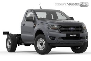 2019 Ford Ranger XL PX MkIII Auto 4x4 MY20.25