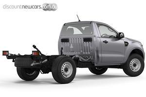 2020 Ford Ranger XL Hi-Rider PX MkIII Auto 4x2 MY20.25