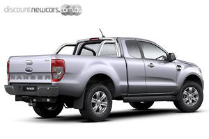 2020 Ford Ranger XLT PX MkIII Auto 4x4 MY20.25 Super Cab