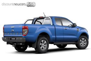 2019 Ford Ranger XLT PX MkIII Auto 4x4 MY20.25 Super Cab