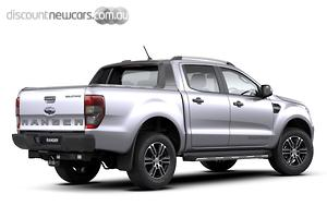 2020 Ford Ranger Wildtrak PX MkIII Manual 4x4 MY20.75 Double Cab