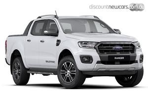 2019 Ford Ranger Wildtrak PX MkIII Manual 4x4 MY20.25 Double Cab