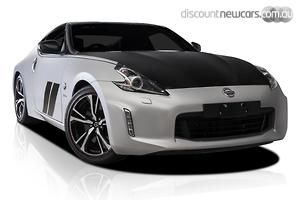 2019 Nissan 370Z 50th Anniversary Z34 Manual MY20
