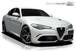 2019 Alfa Romeo Giulia Quadrifoglio Auto MY19