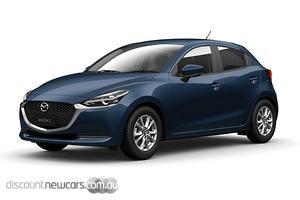 2020 Mazda 2 G15 Pure DJ Series Manual