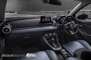 2019 Mazda 2 G15 GT DL Series Auto