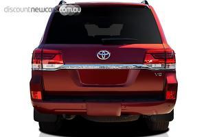 2019 Toyota Landcruiser VX Auto 4x4