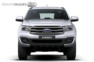2020 Ford Everest Ambiente UA II Auto 4WD MY20.25