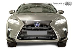 2019 Lexus RX RX450h Sports Luxury Auto 4x4