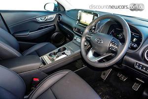 2019 Hyundai Kona electric Highlander Auto MY19