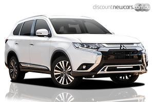 2021 Mitsubishi Outlander Exceed ZL Auto AWD MY21