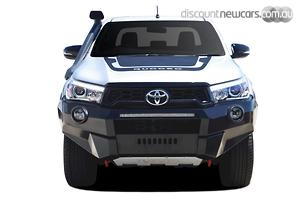 2020 Toyota Hilux Rugged X Manual 4x4 Double Cab