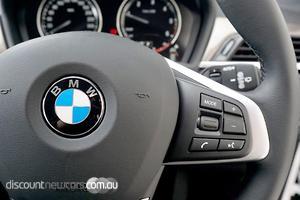2021 BMW X1 sDrive18d F48 LCI Auto