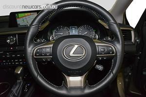 2019 Lexus RX RX350L Luxury Auto 4x4