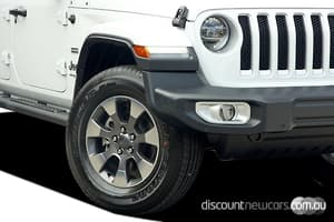 2019 Jeep Wrangler Unlimited Overland Auto 4x4 MY20