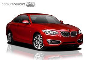 2020 BMW 2 Series 220i Luxury Line F22 LCI Auto