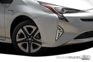 2020 Toyota Prius i-Tech Auto