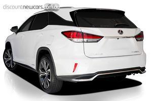 2019 Lexus RX RX450hL Luxury Auto 4x4
