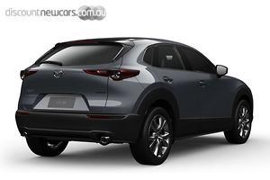 2019 Mazda CX-30 G20 Astina DM Series Auto