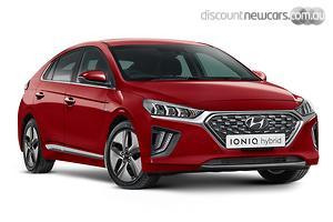 2020 Hyundai IONIQ hybrid Premium Auto MY20