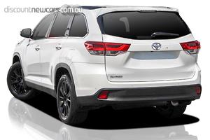 2019 Toyota Kluger Black Edition Auto 2WD