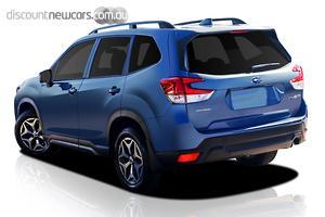 2020 Subaru Forester 2.5i-L S5 Auto AWD MY20