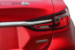 2020 Mazda 6 Touring GL Series Auto