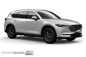 2020 Mazda CX-8 Touring KG Series Auto FWD